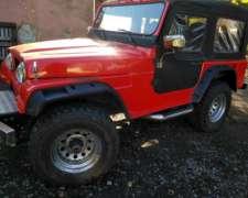 Jeep IKA 4X4 1958