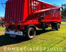 Acoplado Semillero Ombu TFSO-24 (full Tren) - 9 de Julio