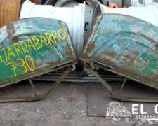 Guardabarros Jhon Deere 730