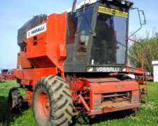 Cosechadora Vassalli 1200 Motor Deutz 190 Hp