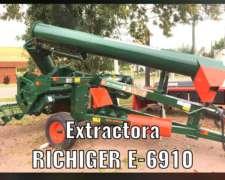 Extractora Richiger E-6910 Disponible