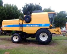 Cosechadora New Holland TC 5090,usada