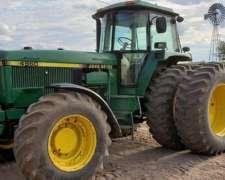 Tractor John Deere Americano 4960 Caja Powershift
