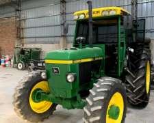 Tractor John Deere 2850 DT con 3 Puntos