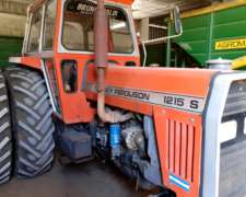 Excelente Tractor Massey Ferguson 1215