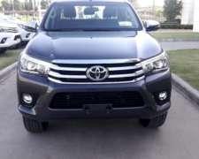 Toyota Hilux 4x2 Cd Srx At 2.8 Tdi