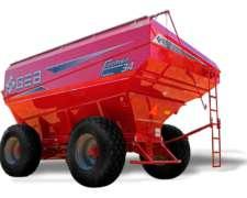 Autodescargable Marca GEA Farmer 34.000 Lts (28 TT)