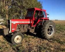 Tractor MF 1195 L muy Bueno con Duales