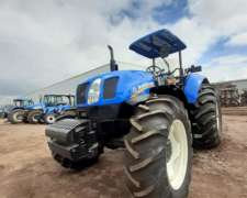 Tractor New Holland T6.130 Plataformado - 0km