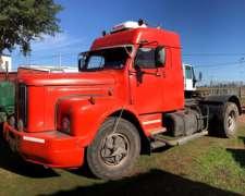 Scania 111 Tractor con Mecanica de 112
