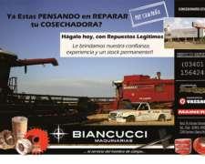 Promo Cosecha 2020 (servicio Mecanico)