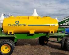 Acoplado Tanque Plástico 3750 Litros Plasforte