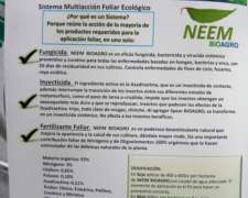 Insecticidas, Fungicidas Y Fertilizantes Foliar