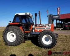 Fiat New Holland 180-90 - año 2001 - Rodado 24.5.32