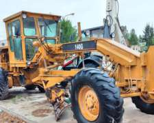 Motoniveladora Caterpillar 140g -