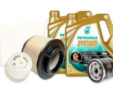 Kit Filtros + Aceite Syntium Toyota Hilux Pick UP 2.5td 2005