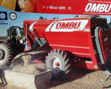Mixer AMR 10 Ombu