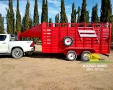 Carro para Hacienda / Vaquero
