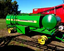 Acoplado Combustible Combinado Marca Marpla de 3.000 Lts