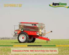 Fertilizadora Fertec 5000 S6