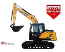 Excavadora Sany Sy135c de 15 Toneladas