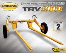 Transportador de Rollos TRV 2000 - Grosspal