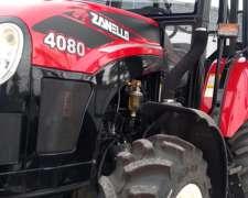 Tractor Zanello 80 HP -cred.banco 4 Años/ Plan Canje Cereal.