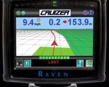 Banderillero Satelital y Mapeador Cruizer 2 Raven