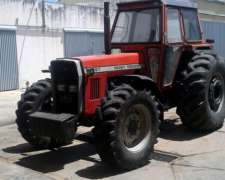 Massey Ferguson 297 DT ( 130hp) año 2002