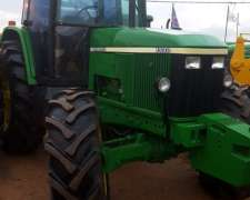 Tractor John Deere 7500 Doble Traccion