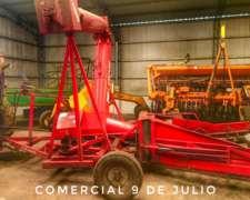 Extractora Ombu Emco 2002, año 2012. Excelente