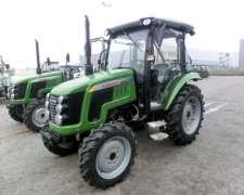 Tractor Chery 50hp P/fertilizar Doble Traccion
