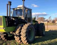 Tractor Zanello 500, Tornquist