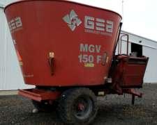 Mixer Vertical Gea, año 2010