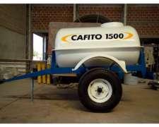 Acoplado Tanque Cafito MOD.1500 Línea Azul