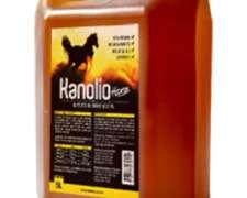 Aceite De Canola Para Equinos - Kanolio - Bidon De 5 Litros