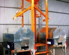Planta Desactivadora De Soja 1000 Kg , C / 2 Maq. Gmt-500-