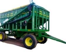 Tolva Semilla/fertilizante Con Chimango Y Divisorio 20tn