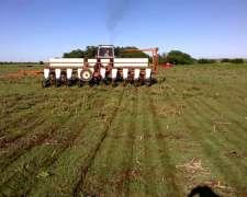 Sembradora Super Walter 10 a 70 con Fertilizante Convenciona