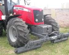 Rolos Pisa Rastrojos para Tractores