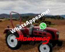 Tractor Hanomag 300a 30hp 2wd Agrícola