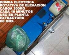 Bomba Con Reductor, Motor, Con Capacidad De 16kg./min.