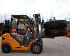 Autoelevador Lg25dt Biscayne Lonking
