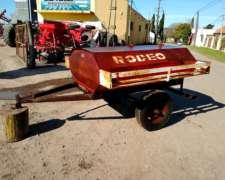 Tanque de Combustible Rodeo para 1500 Lts