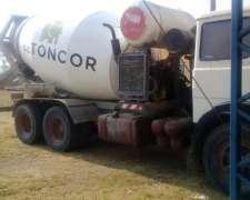 Camión con Trompo Sementero