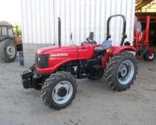 Tractor Apache 50 HP Doble Traccion