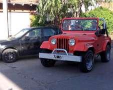 Jeep Cobra Motor Taunus 2.3