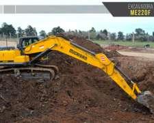 Excavadora Michigan Tipo Oruga