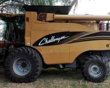 Challenger 670 Doble Tracción muy Buena Maquina
