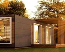 Módulos Habitacionales Tipo Contenedor